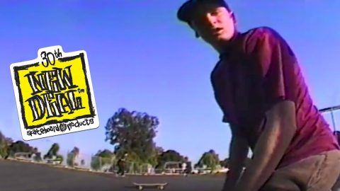 "New Deal's ""Best of Ed Templeton 90-92"" Video 