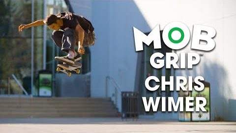 New Grip, Old Shoes | Chris Wimer | Mob Grip