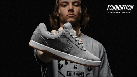 NEW Joslin Pro: FOUNDATION (feat. Chris Joslin) | etnies