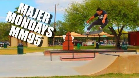 NEW KINGSVILLE SKATEPARK MM95 | MAJER Crew