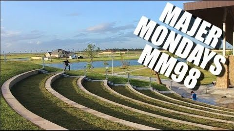 NEW SKATE SPOT MM98 | MAJER Crew