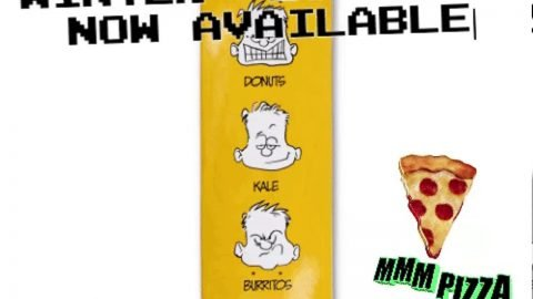 New Winter 2020 decks - Now Available | Pizza Skateboards