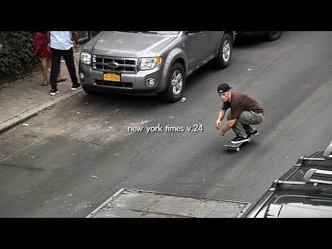 New York Times V.24 - TransWorld SKATEboarding