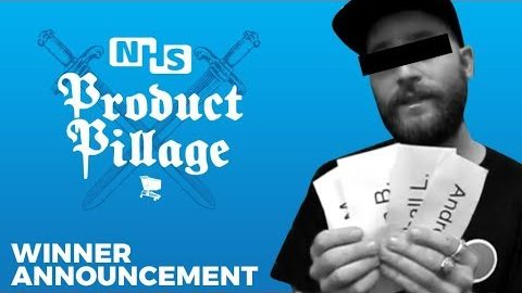 NHS PRODUCT PILLAGE 2018: ...AND THE WINNER IS?!? - NHS Fun Factory