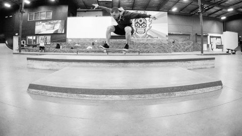 Nick Dompierre - He Could Go All The Way - The Berrics