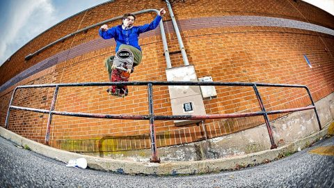 "Nick Matthews' ""Pavement"" Part 