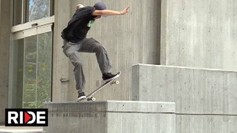 Nick Sauls Skate Juice 2 Full Part - RIDE Channel