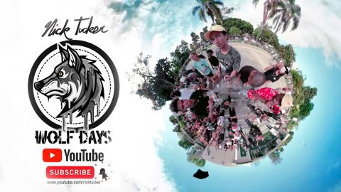 Nick Tucker - Go Skate Day (Wolf Days Ep.10) | NICKTUCKER
