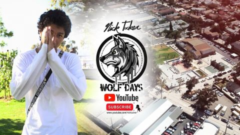Nick Tucker - Skatepark Sessions (Wolf Days Ep.12) | NICKTUCKER