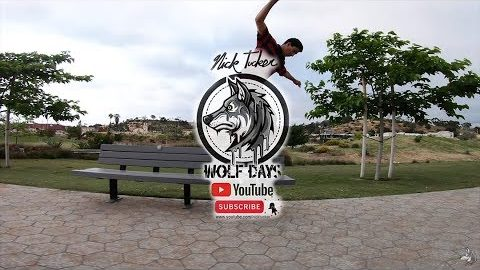 Nick Tucker - Wolf Days Ep.4 (Avengers Screening) | NICKTUCKERMEDIA