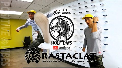 Nick Tucker - Wolf Days Ep.? (Rastaclat) | NICKTUCKER