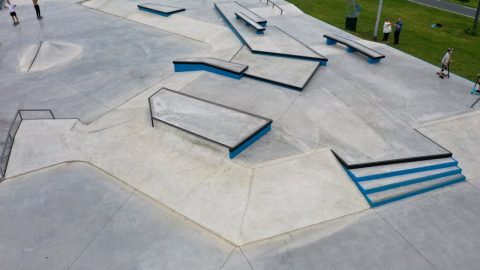 Nieuw Skatepark Almere | On The Roll Magazine