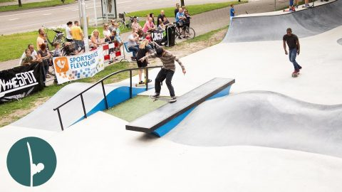 Nieuw Skatepark Emmeloord - On The Roll Magazine