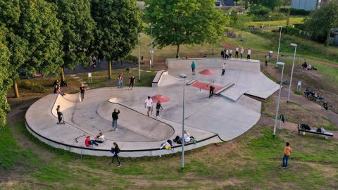 Nieuw skatepark Putten | On The Roll Magazine
