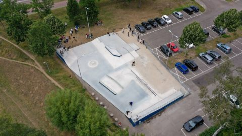 Nieuw Skatepark Roermond | On The Roll Magazine