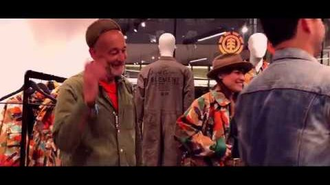 Nigel Cabourn for Element Wolfeboro  - pre-launch coverage from NOUS Paris | Element