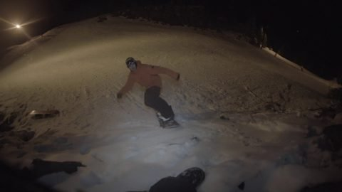 Night Moves at Hoodoo - #Tacticssnow - Tactics Boardshop