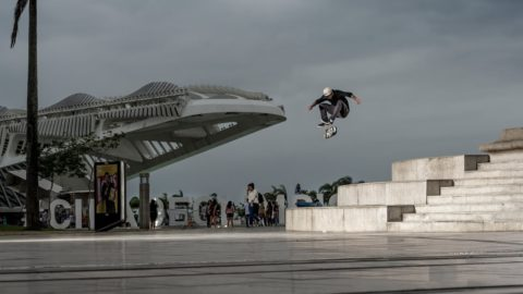 Nike SB | Luan Oliveira | One For All - nikeskateboarding
