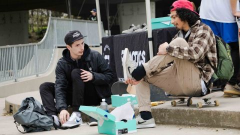 Nike SB Nyjah Free & Team Classic Community Wear Test - Tactics.com - Tactics Boardshop