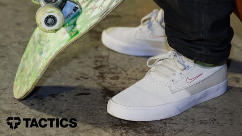 Nike SB Shane Skate Shoes Weartest Review - Tactics | Tactics Boardshop