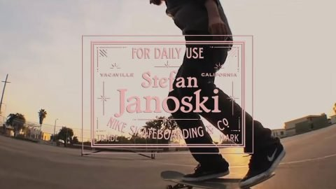 Nike SB | Stefan Janoski | For Daily Use | nikeskateboarding