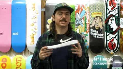 Nike SB Team Classic Shoe Review | ccs.com - CCS