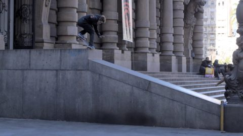Nike SB | Yuri Facchini | All For One - nikeskateboarding