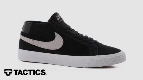 Nike SB Zoom Blazer Chukka Skate Shoes Review - Tactics | Tactics Boardshop