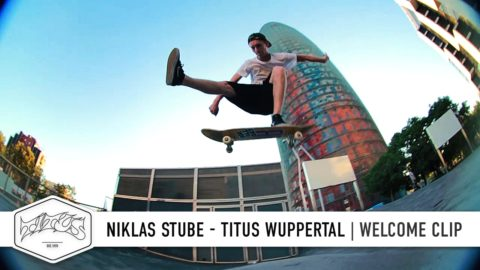 Niklas Stube - Titus Wuppertal Welcome Clip - Titus