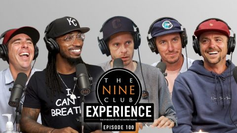 "Nine Club EXPERIENCE #100 - Favorite Moments, Cyril Jackson's ""SURVIVAL"" 