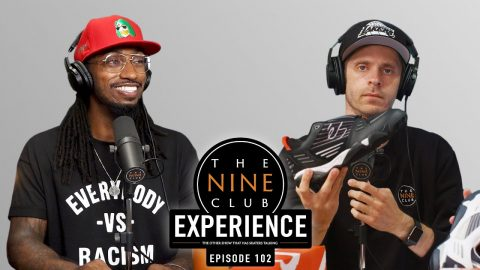 "Nine Club EXPERIENCE #102 - Thaynan Costa, EA ""Skate"" game, Barker Barrett & Cher Strauberry 
