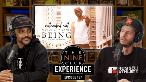 Nine Club EXPERIENCE #137 - Stevie Williams, Brandon Westgate, Yaje Popson | The Nine Club
