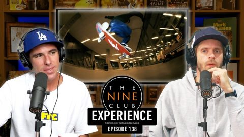 Nine Club EXPERIENCE #138 - Dr. Greenthumb, Sage Elsesser, TELE32 | The Nine Club