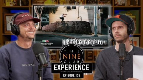 Nine Club EXPERIENCE #139 - Nora & Maité, Pizza, Ben Lawrie, Lucy Adams | The Nine Club