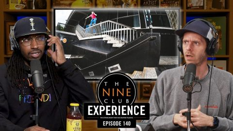 Nine Club EXPERIENCE #140 - Jack O'Grady, Lee Ralph, Magnus Bordewick | The Nine Club