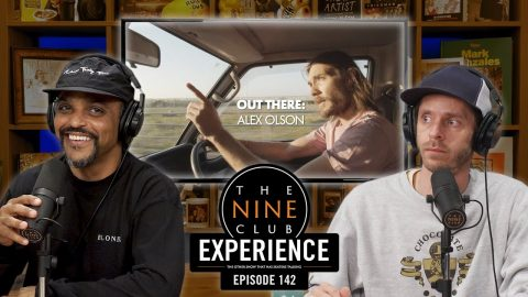 Nine Club EXPERIENCE #142 - Bastien Salabanzi, Alex Olson, Fabian Alomar | The Nine Club