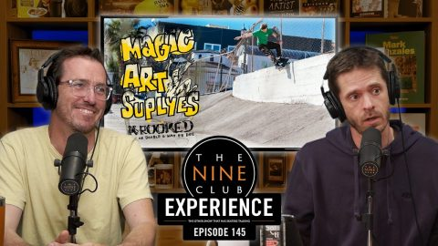Nine Club EXPERIENCE #145 - Krooked, Jacopo, Volcom | The Nine Club