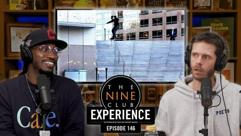 Nine Club EXPERIENCE #146 - Robert Neal, Jake Ilardi, Rowan Davis | The Nine Club