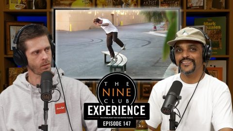 Nine Club EXPERIENCE #147 - STALLION, Anthony Van Engelen, Jordan Taylor | The Nine Club