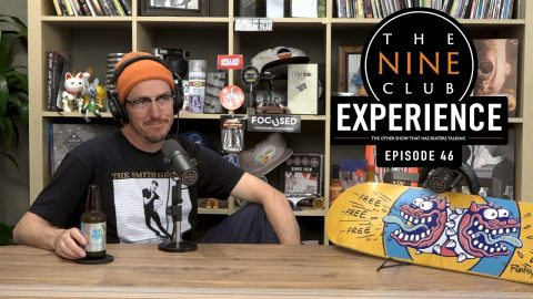 Nine Club EXPERIENCE #46 - Carlos Ribeiro, John Dilo, AntiHero, Alexis Ramirez | The Nine Club