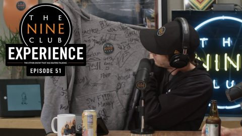 Nine Club EXPERIENCE #51- Stefan Janoski, Active Ride shop's GSD, Pizza Skateboards | The Nine Club