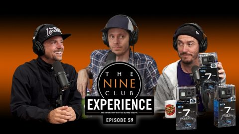 Nine Club EXPERIENCE #59 - Nyjah Huston El Toro, Lakai, The AVE Pro Vans Shoe | The Nine Club
