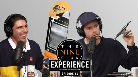 Nine Club EXPERIENCE #64 - Santa Cruz, Tyler Bledsoe, Corey Duffel, Vincent Milou | The Nine Club