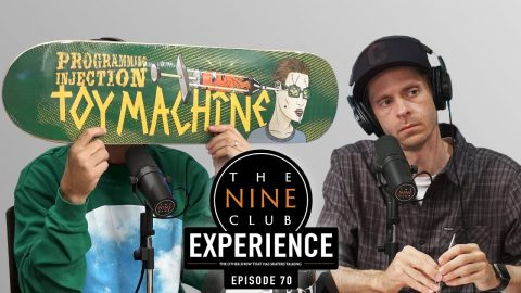 "Nine Club EXPERIENCE #70 - Diego Najera ""April"", Yaje Popson, Chico Brenes 