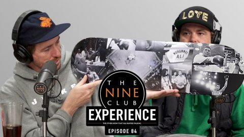 Nine Club EXPERIENCE #84 - Shane O'Neill, Gonz, Bobby de Keyzer | The Nine Club