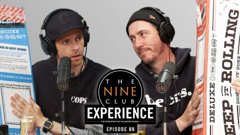 Nine Club EXPERIENCE #88 - Fabiana Delfino, Dill & Ave, Dustin Dollin | The Nine Club
