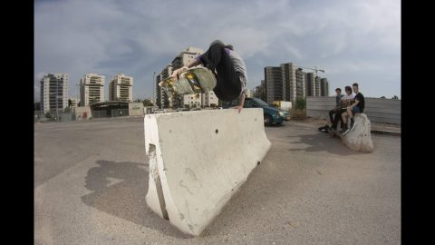 "Niv Halpern - ""Back to Life"" video part 