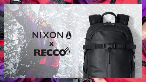 NIXON | Nicolas Müller and the Summit Backpack | Nixon