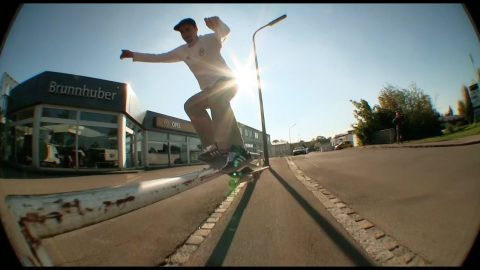 NIXTAPE   a bavarian skateboard movie | Irregular Skateboard Magazin