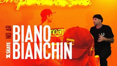 NO AR #85 - BIANO BIANCHIN | CemporcentoSKATE